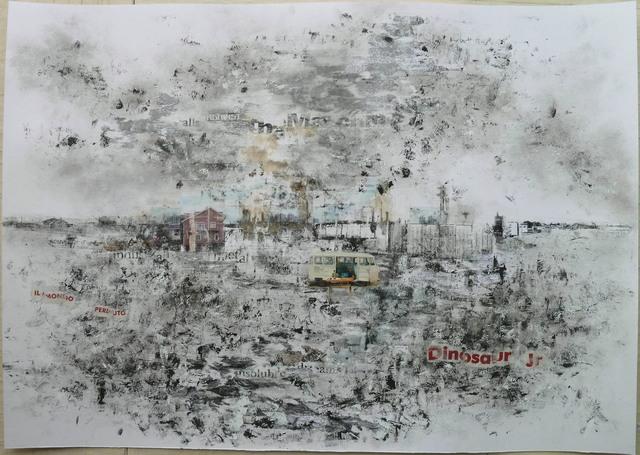 , 'Il mondo perduto I,' 2016, Alfonso Artiaco