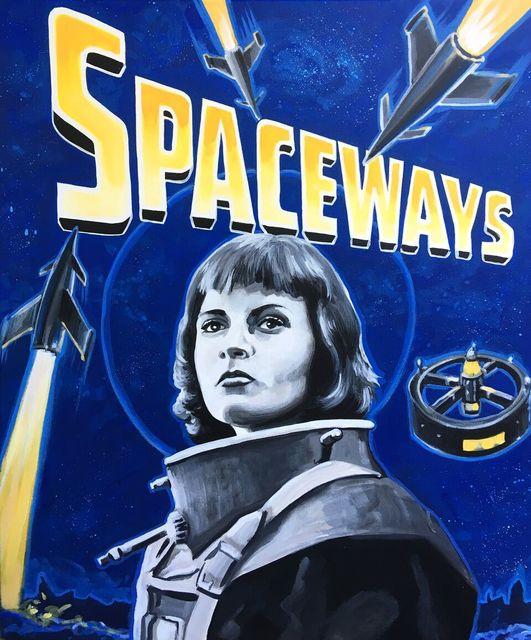 , 'Spaceways,' 2018, Ro2 Art