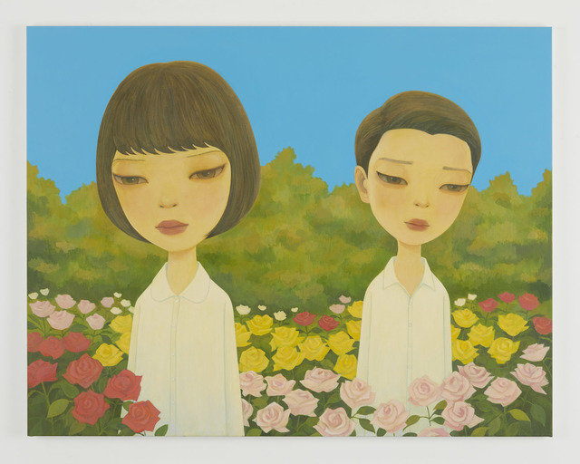 , 'Flower Garden,' 2018, Tomio Koyama Gallery