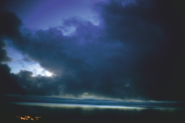 , 'Brushstrokes in blue sky, Malibu,' 2006, Marian Goodman Gallery
