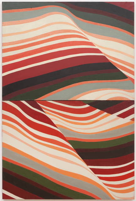 , 'Undulation VI.,' 1975, P74 Gallery