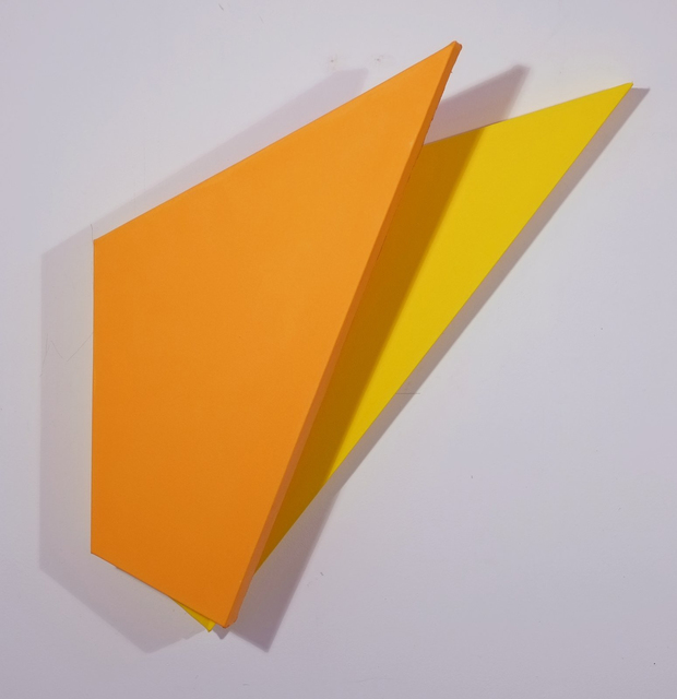 , 'Orange Wing,' 2014, David Richard Gallery