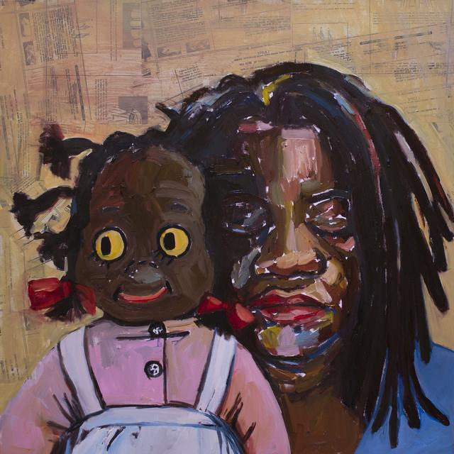 , 'Healing,' 2015, Betty Cuningham