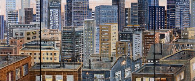 Katie Metz, 'Uptown Down ', 2017, Patricia Rovzar Gallery