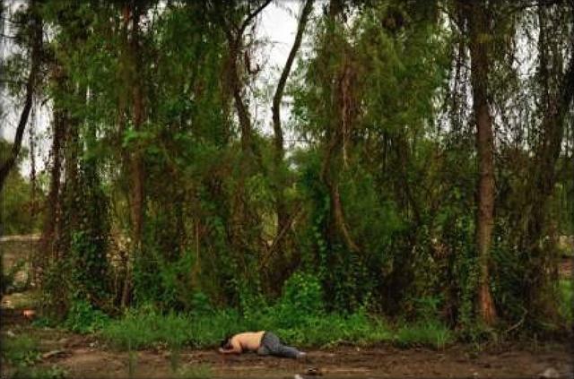 , 'De la serie tus pasos se perdieron con el paisaje ,' 2006, myl arte contemporáneo