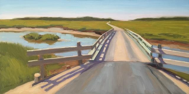 , 'Island Bridge, Cape Cod,' 2018, STUDIO Gallery