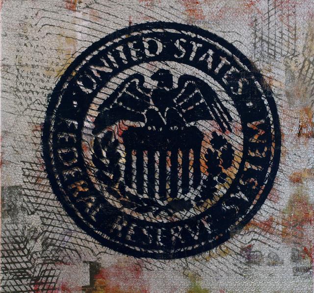 Houben R.T., 'Federal Reserve', 2014, New Gallery of Modern Art