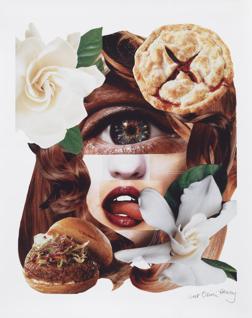 Janet Henry, 'Face Morph #36', Visual AIDS: Benefit Auction 2019