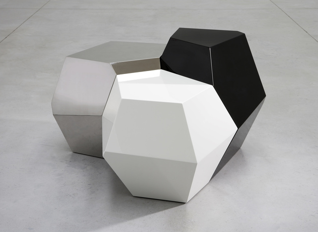 , 'Side Tables 'Polyhedral',' 2004, David Gill Gallery