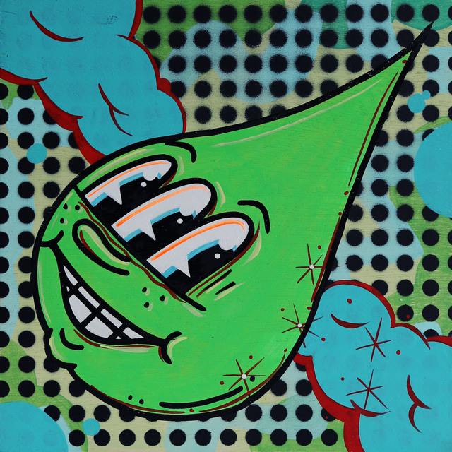 , 'Soda Pop #4,' 2017, StolenSpace Gallery