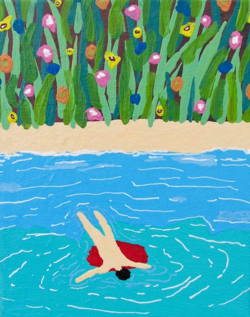 , 'Paradise won,' 2017, Ro2 Art
