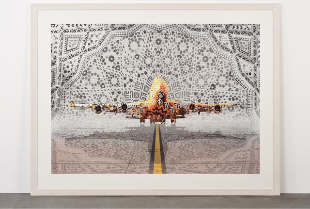 Abdulnasser Gharem, 'In Transit (with Diamond Dust)', 2013, Weng Contemporary