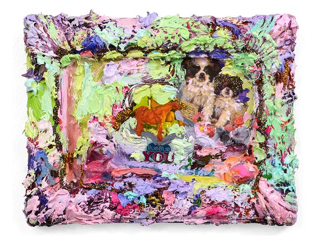 Annelie McKenzie, 'True Blue Sibling Love', 2018, Fisher Parrish Gallery