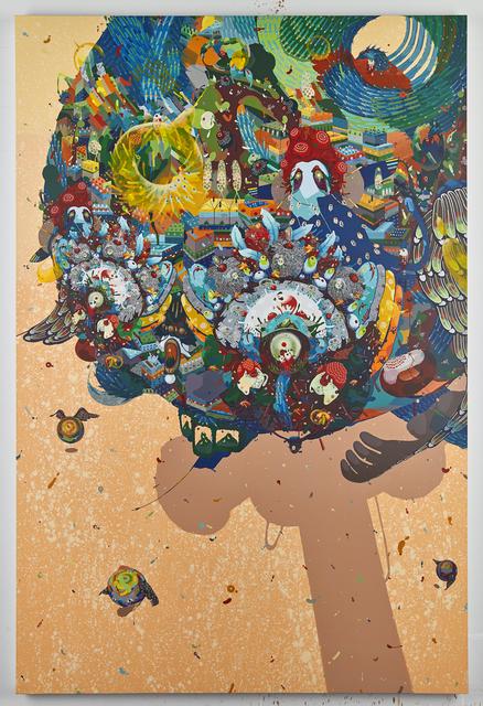 Mi Ju, 'Rising Star, Falling Dust', 2014, FREMIN GALLERY