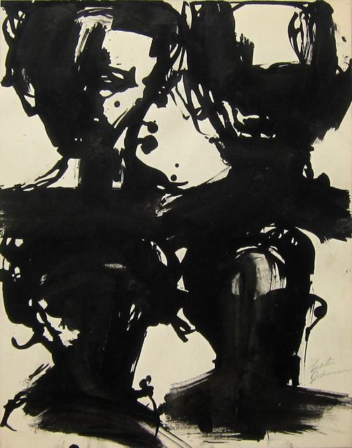 , 'Four Heads,' ca. 1960, Albert Merola Gallery