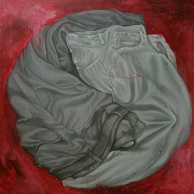 , 'Yin Yang,' 2017, Di Legno Gallery
