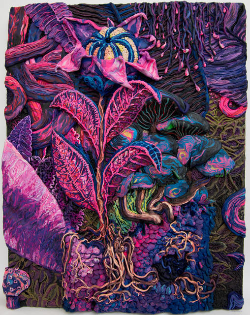 Henry Hudson, 'Study of Jungle No. 1', 2015, TJ Boulting