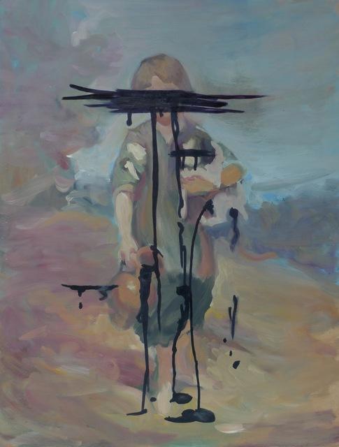 , 'Unworkability starts at 5,' 2011, Eleni Koroneou
