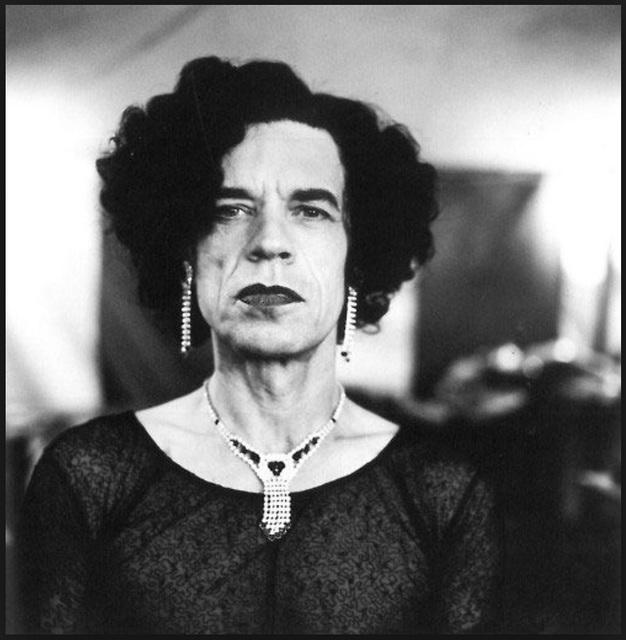 , 'Mick Jagger, Glasgow, 1996,' 1996, TASCHEN