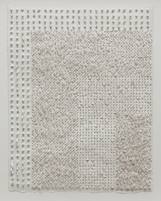 Lars Christensen, 'White Structure / Manual #5', 2014, Anne Mosseri-Marlio Galerie