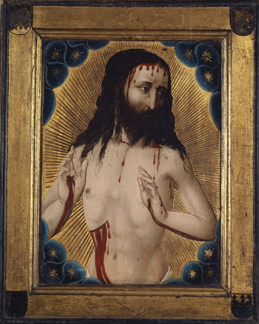 , 'The Man of Sorrows,' 1456, Kunstmuseum Basel