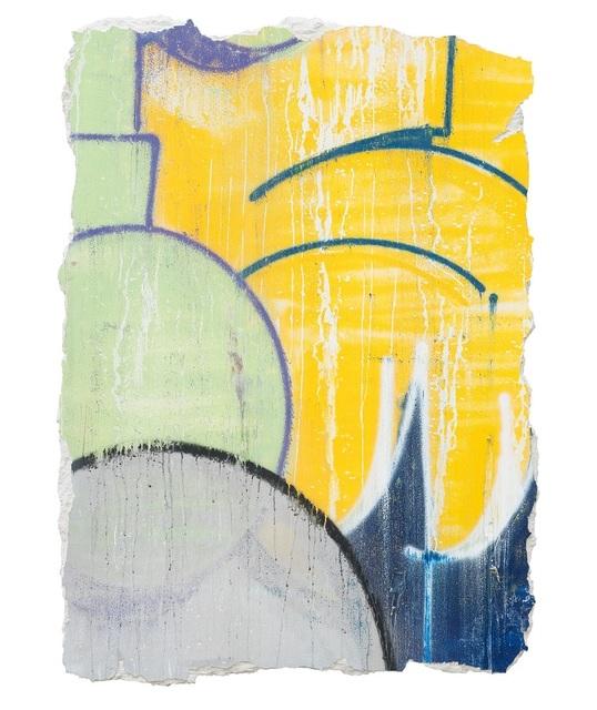, 'BA13 80,' 2017, David Pluskwa