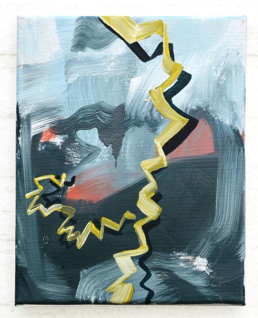 , 'Rubble and Stone II,' 2018, Asya Geisberg Gallery