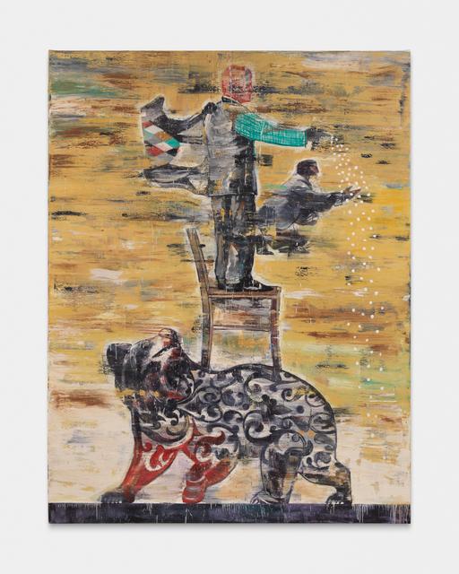 , 'Sinister Edge,' 2011, Barakat Contemporary