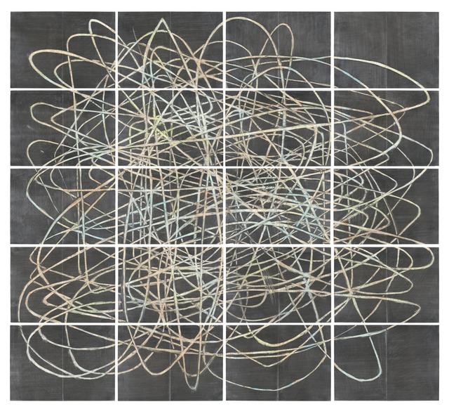 """, '""""El Atlas de Nuestro Tiempo"""" (serie """"Orbitas"""").,' 2013, Dot Fiftyone Gallery"""