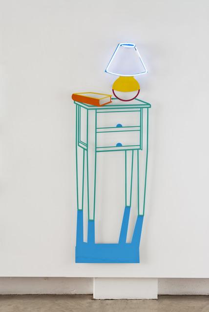 , 'Drawer with Lamp,' 2013, Sullivan+Strumpf