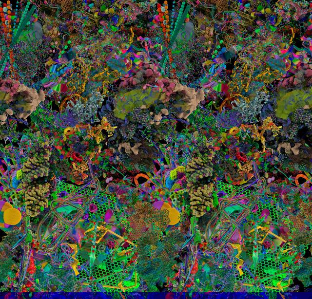 Shane Hope, 'stereo_double_pump_mono=3', 2019, Barney Savage Gallery