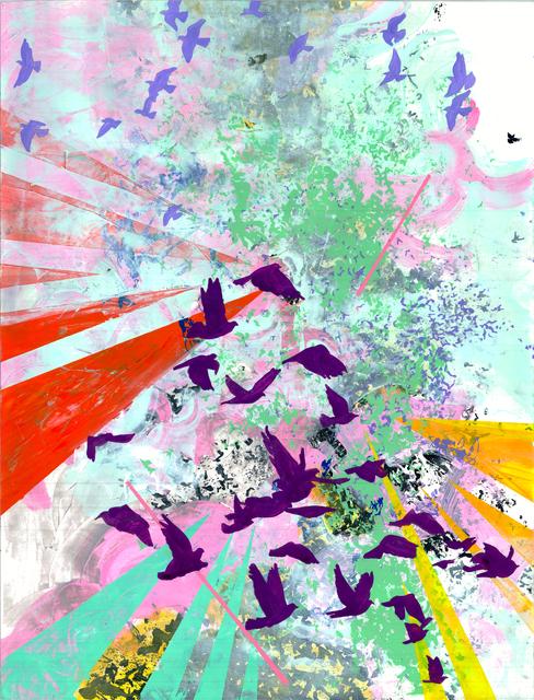, 'Radiance,' 2012, BoxHeart