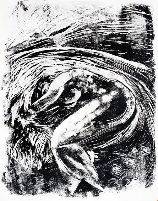 , 'Nude II.,' 2000, Agnès Szaboova Gallery