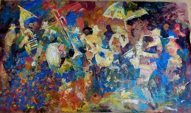 , 'NoLA Jam,' , Zenith Gallery
