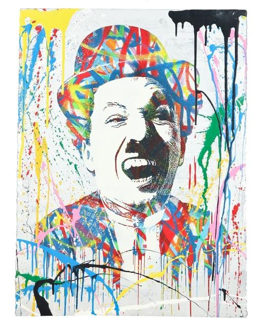 Mr. Brainwash, 'Charlie', 2015, Forum Auctions
