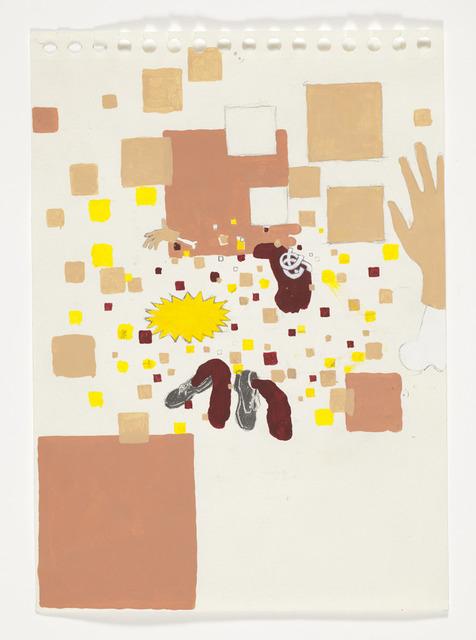 , 'Pixelating,' 2012, Galerie Laurent Godin