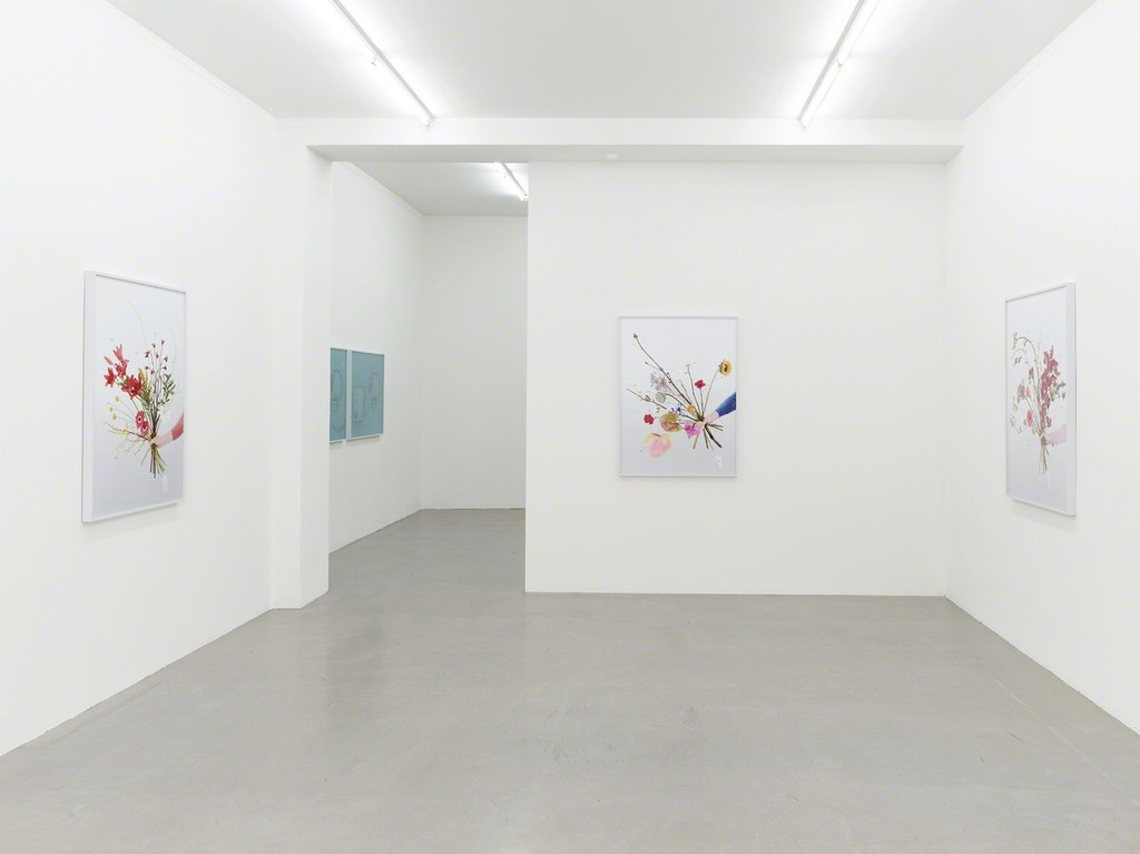 "installation view ""My Vocabulary Did This To Me"", Kadel Willborn, Düsseldorf, Germany, 2015."
