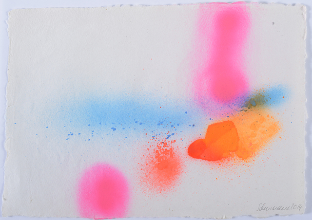 , 'untitled,' 2014, Galerie Judith Andreae