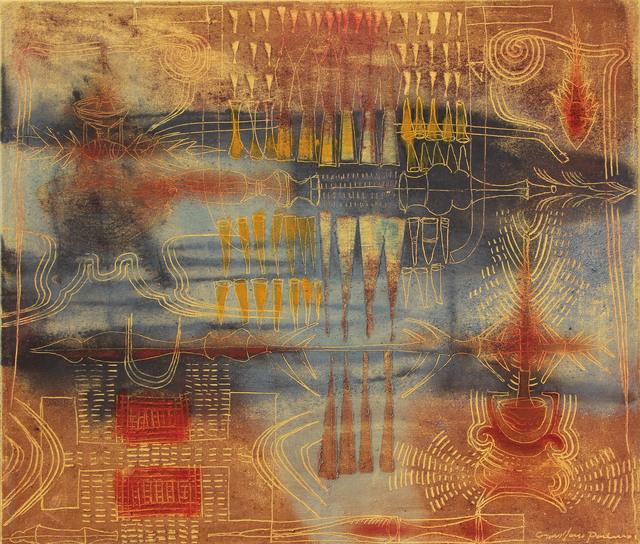 Guillermo Pacheco, 'Sin titulo (325)', 2019, Galería Quetzalli