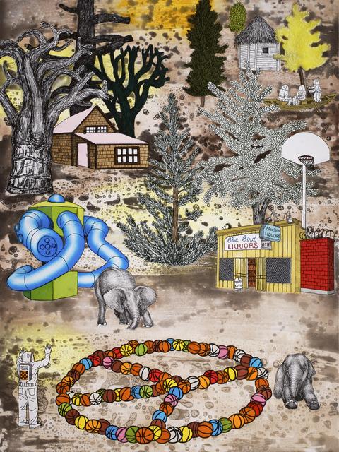 , 'OUROBOROS,' 2007, Paulson Fontaine Press