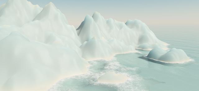 Liu Ren, 'Virtual Landscape-06  ', 2016, Art+ Shanghai Gallery