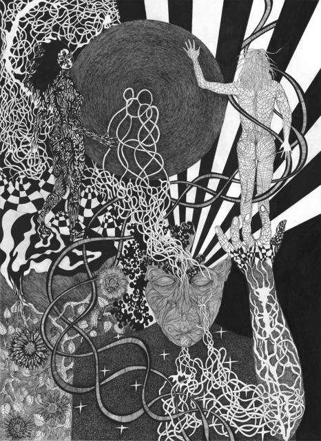 Frédéric Fenoll, 'Série Passé-présent-avenir', 2018, Galerie Depardieu Art Contemporain