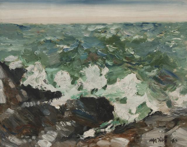 , 'Cape Split,' 1940, Alexandre Gallery