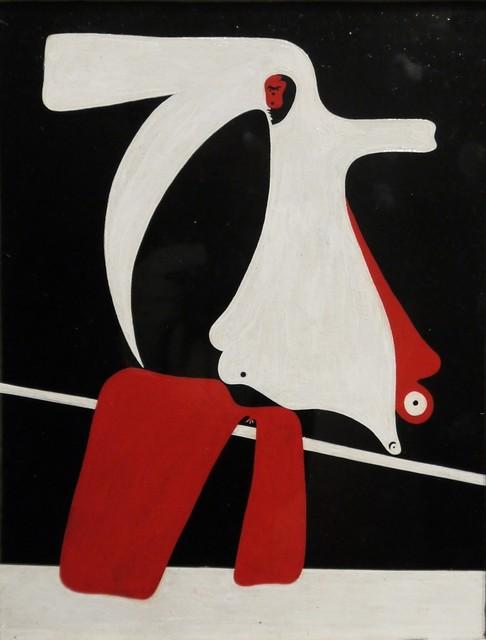 , 'Peinture (Painting),' 1932, Galerie Thomas