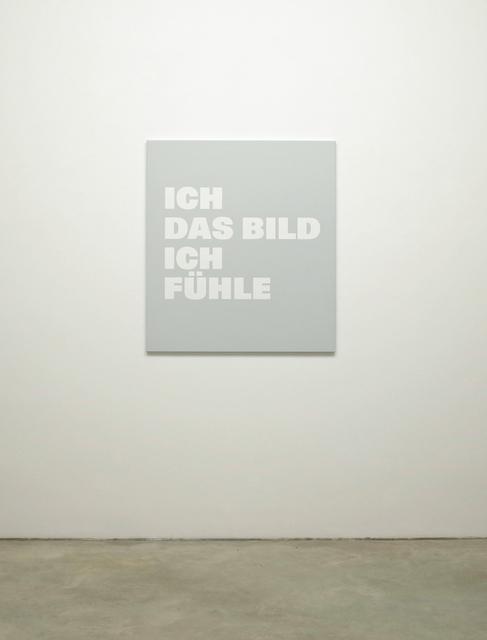 , 'N.B. 89 (7),' 1999, Galerie Nordenhake