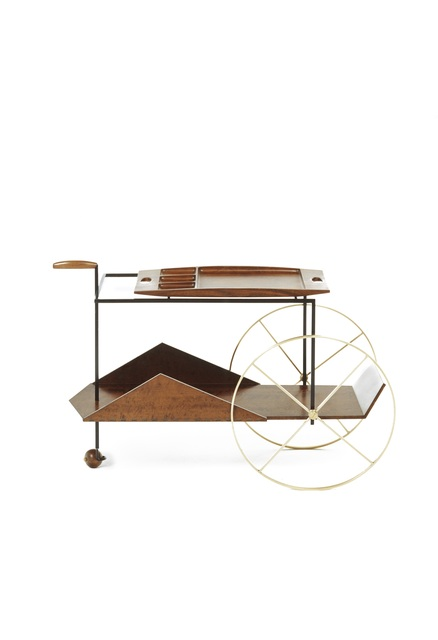 , 'JZ Tea Trolley,' 1950, ETEL