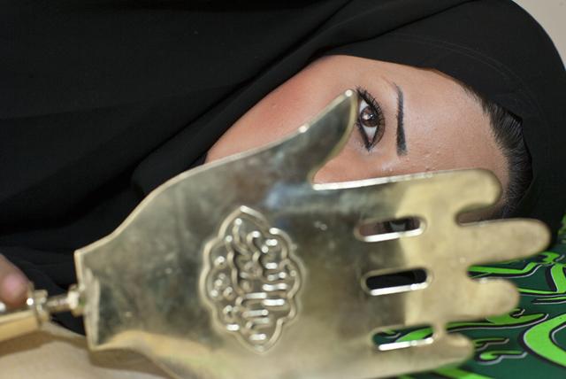Soody Sharifi, 'Hand of Fatima', 2014, Deborah Colton Gallery