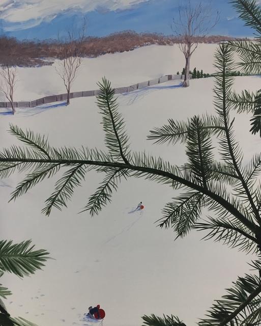 Sebastian Blanck, 'The Evergreens', 2017, Tayloe Piggott Gallery