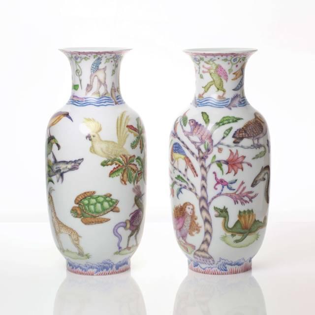 Robin Best, 'The Aldrovandi Vases', 2017, Adrian Sassoon