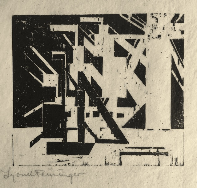 Lyonel Feininger, 'Ships and Sun', ca. 1920, Harris Schrank Fine Prints